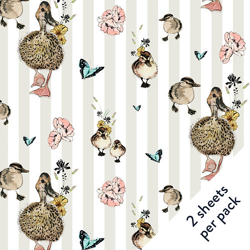 Duckling Gift Wrap