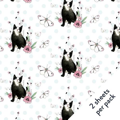 Cat Gift Wrap