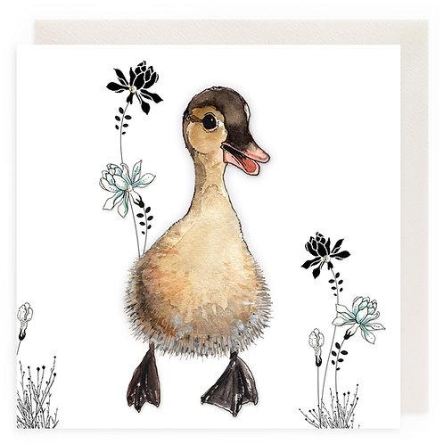 Waddling Duckling