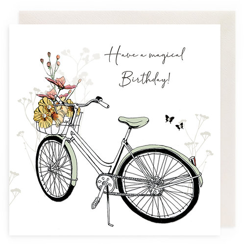 Birthday Bike
