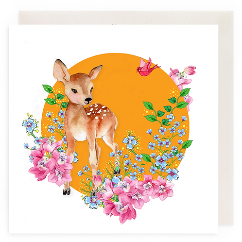 Beautiful Bambi