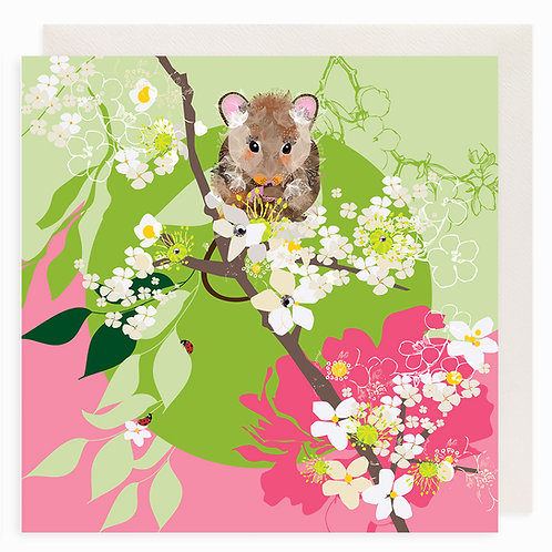 Lovable Field Mouse