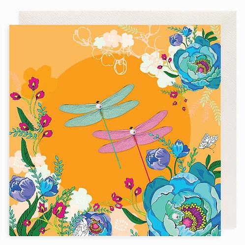 Enchanting Dragonflies