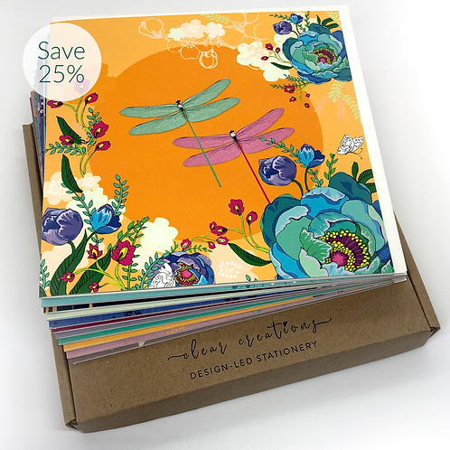 Mixed Box set of Margot (any occasion) - Save 25%