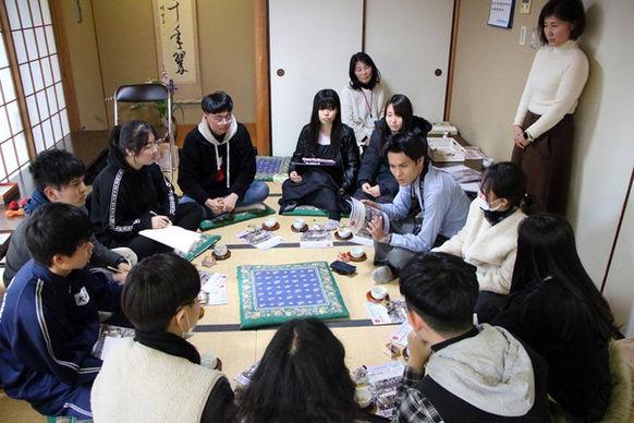 京山ESDフェスティバル 青年座談会