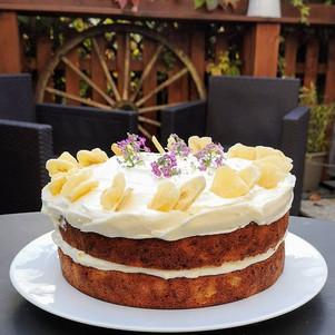 Hummingbird cake Gâteau  Colibri #hummin
