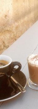 Petit café ou petit pot au mocha choco_
