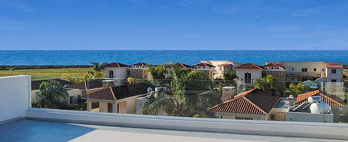 Lasonas Seafront Villas - Villa đơn lập 3 PN, Pafos, CH Síp
