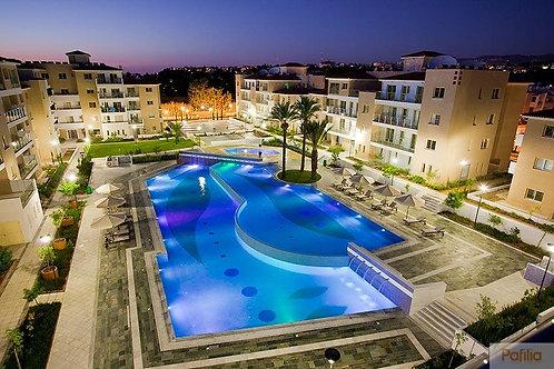 Elysia Park - Căn hộ 1 PN sang trọng - Paphos  CH Síp