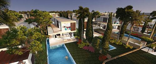 Villa 3 PN sang trọng - Coral Seas Villas - Coral Bay, Pafos CH Síp