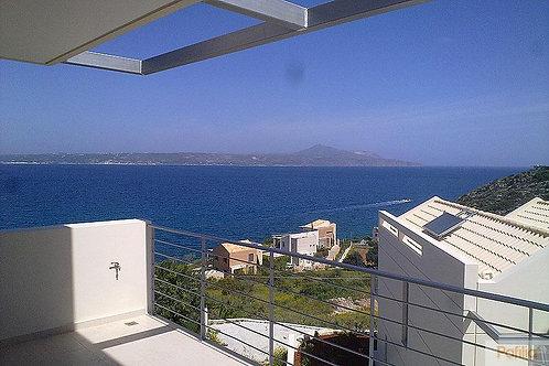 Almyrida Sea View - Nhà phố liên kế sang trọng mặt tiền biển Almyrida, Hi Lạp