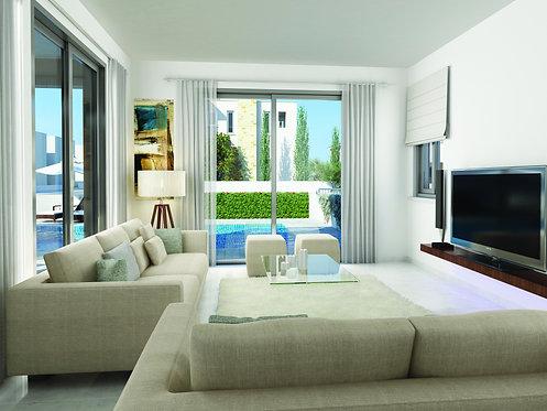 Zephyros Village 3 - Villa đơn lập sang trọng có hồ bơi view biển, CH Síp