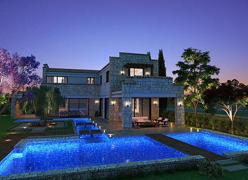 VENUS ROCK - IMPERIAL RESIDENCES - Villa sang trọng trong dự án sân Golf, CH SÍP