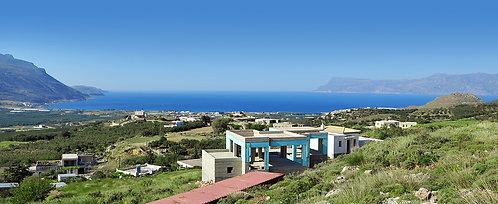 Fournado Chania - Villa 3 PN hạng sang tại Kissamo, Crete, H