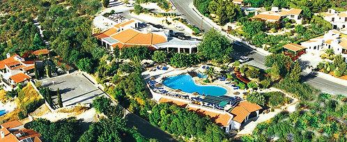 Villa năm sao 5 PN với cảnh quan tuyệt đẹp Leptos Kamares Village, CH Síp