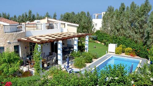 POMOS SUNSET 2 - Villa 2PN sang trọng có hồ bơi riêng, Pafos CH SÍP