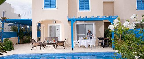 Villa 3 phòng ngủ sang trọng Polis Beach Villas, Polis Paphos CH Síp