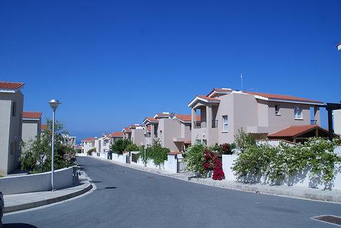 Konia Village - Nhà liên kế 2PN sang trọng với tầm nhìn biển, CH Síp