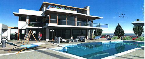 Villa 3 PN sang trọng cùng thẻ hội viên Leptos Estates- Coral Bay Villas, CH Síp