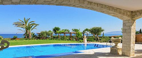 Villa, bungallow 2 tầng cao cấp hồ bơi riêng Argaka Beach Villas, CH Síp
