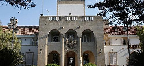 Căn hộ hạng sang Parthenope Court - Nicosia, CH Síp