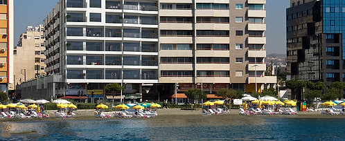 Căn hộ Studio cao cấp Eden Beach Apartment - Limassol,CH Síp
