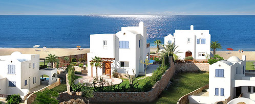 Villa 3 PN sang trọng - ​​​​​​​The Leptos Apollo Beach Villas, Paphos CH Síp