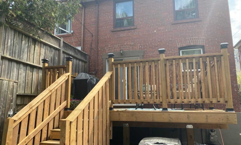 Another look at customers deck
