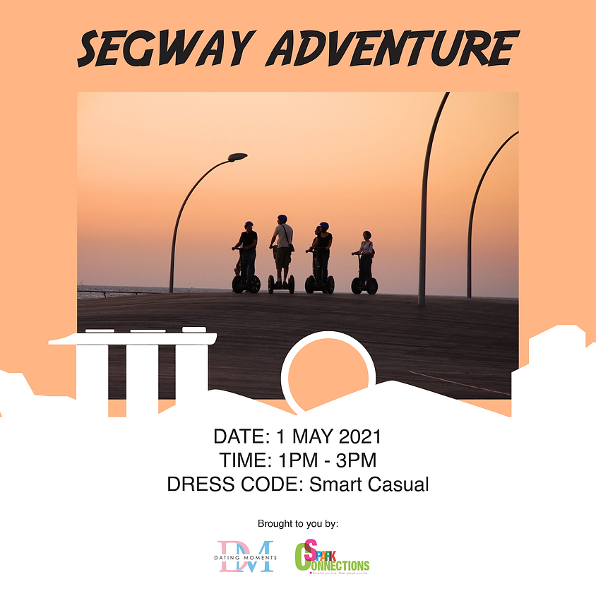 Segway adventure (SOLD OUT)
