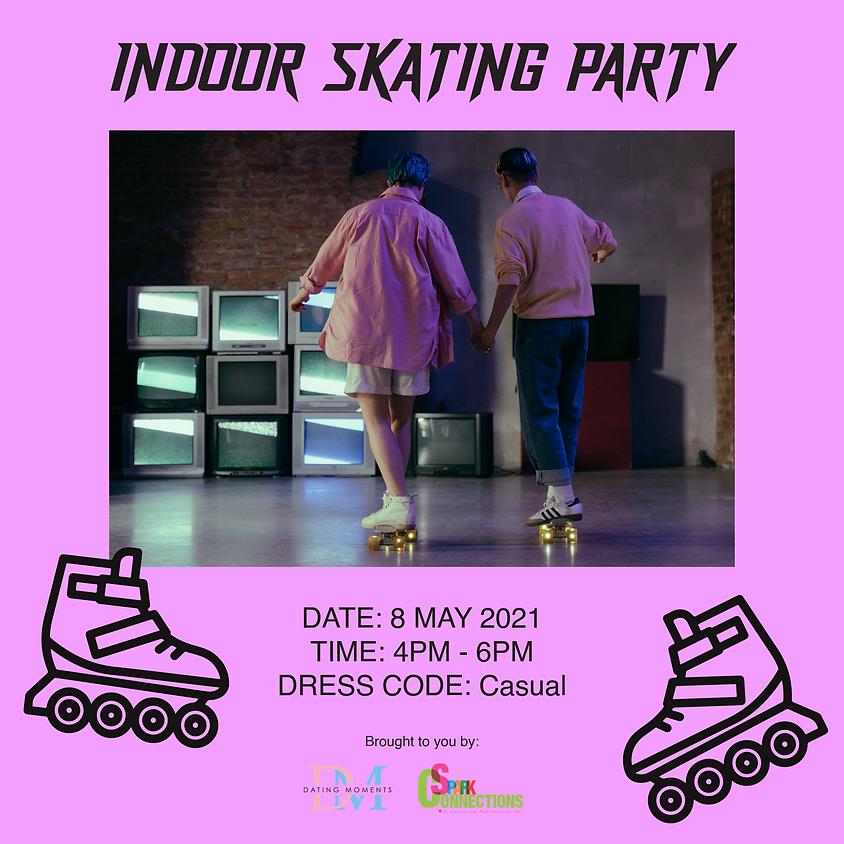 Indoor Skating Party (2) (CALLING OUT GENTLEMEN)