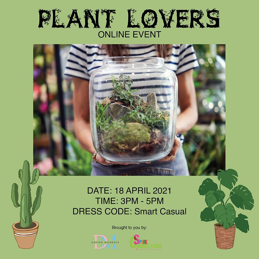 Plant Lovers - Terrarium Event