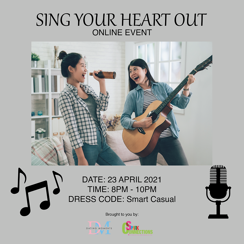 Sing Your Heart Out!