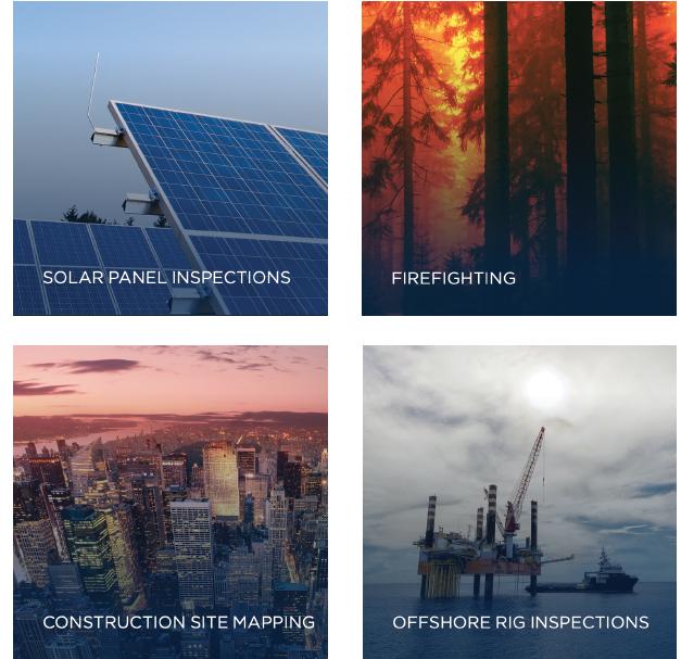 Drone Inspection & Surveillance
