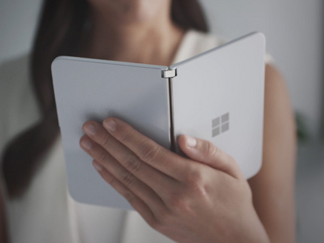 Building engaging apps for Microsoft Surface Duo starts from the design