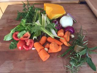 IL DADO E' TRATTO... dalle verdure dell'orto