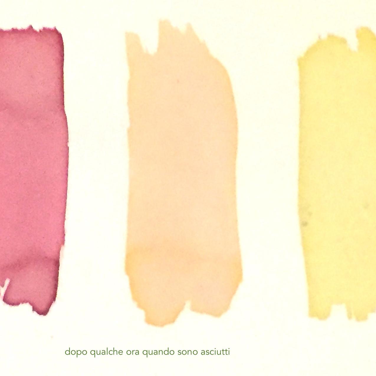 colori asciutti