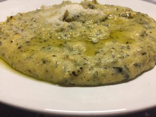 La PUTA, polenta con i cavoli neri