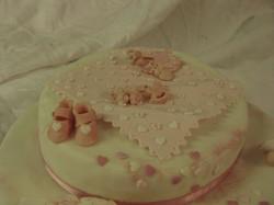 torta battesimo mia