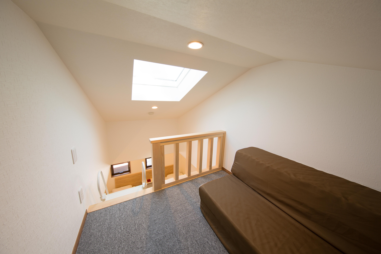 2階 ロフト
