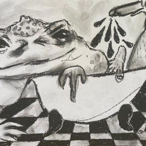 JASPER THE TOAD by BETH SWAN