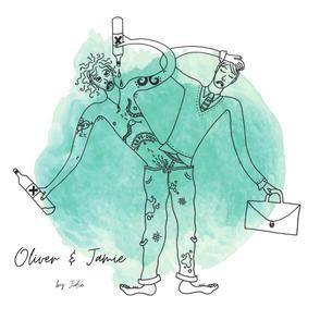 OLIVER & JAMIE BY JODIE ANN POWELL