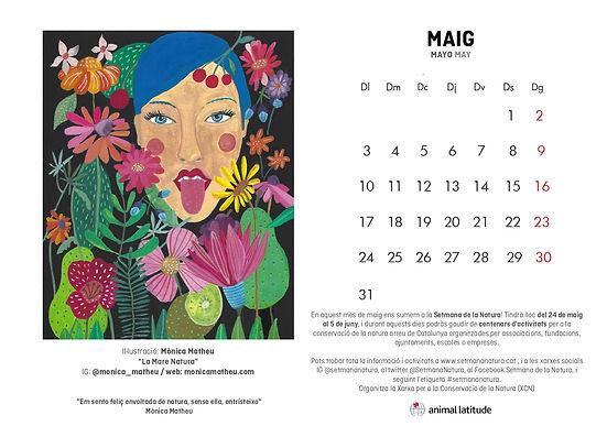 MAIG 2021 AAL_ Monica Matheu_ Setmana de