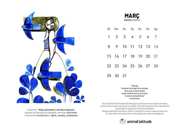 MARÇ 2021 AAL Iris Serrano i ICO