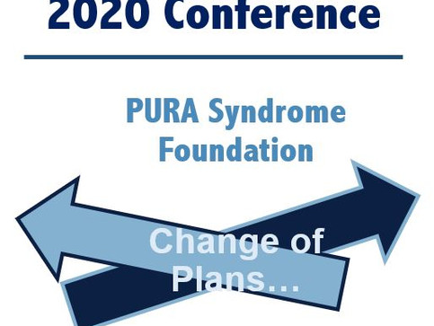 2020 PURA Conference - Change of Plans
