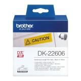 Brother DK-22606 Continuous length paper label