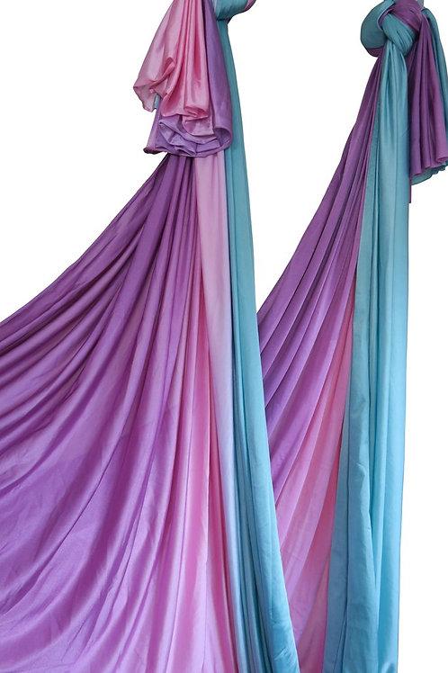 Fairytale Ombre Aerial Dance Silk - 8.4 Meters