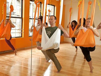 Why You Should Try Aerial Yoga