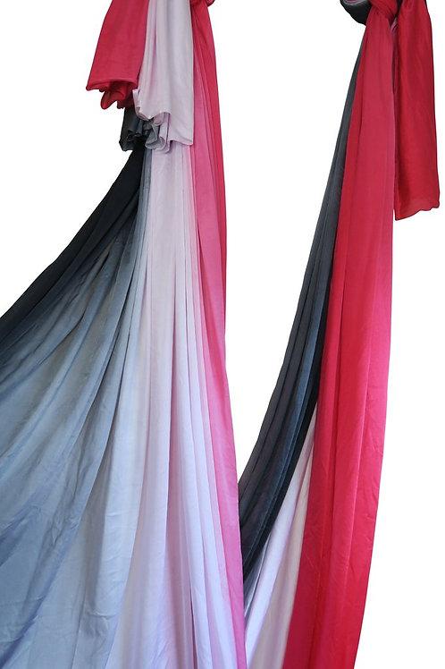 Dutchas Ombre Aerial Dance Silk - 8.4 Meters