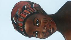 Yoruba egba girl (2015)