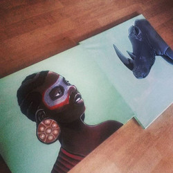 Treasure by Tina Ramos Ekongo